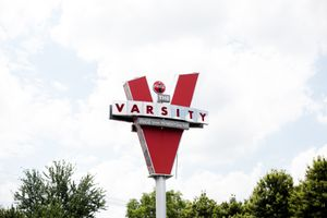 The Varsity in Atlanta