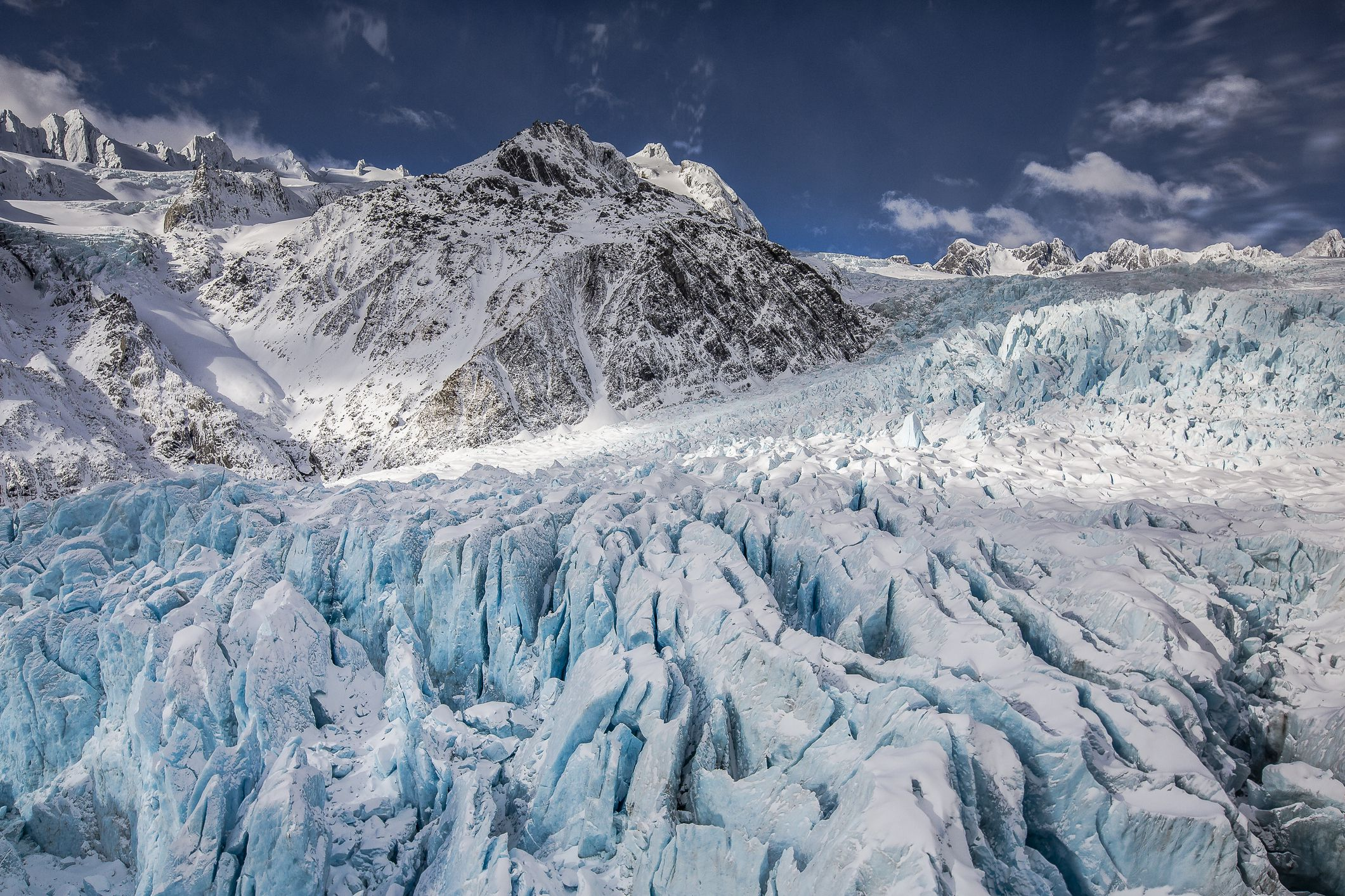 Experience adventure at its best on New Zealand's Franz Josef Glacier