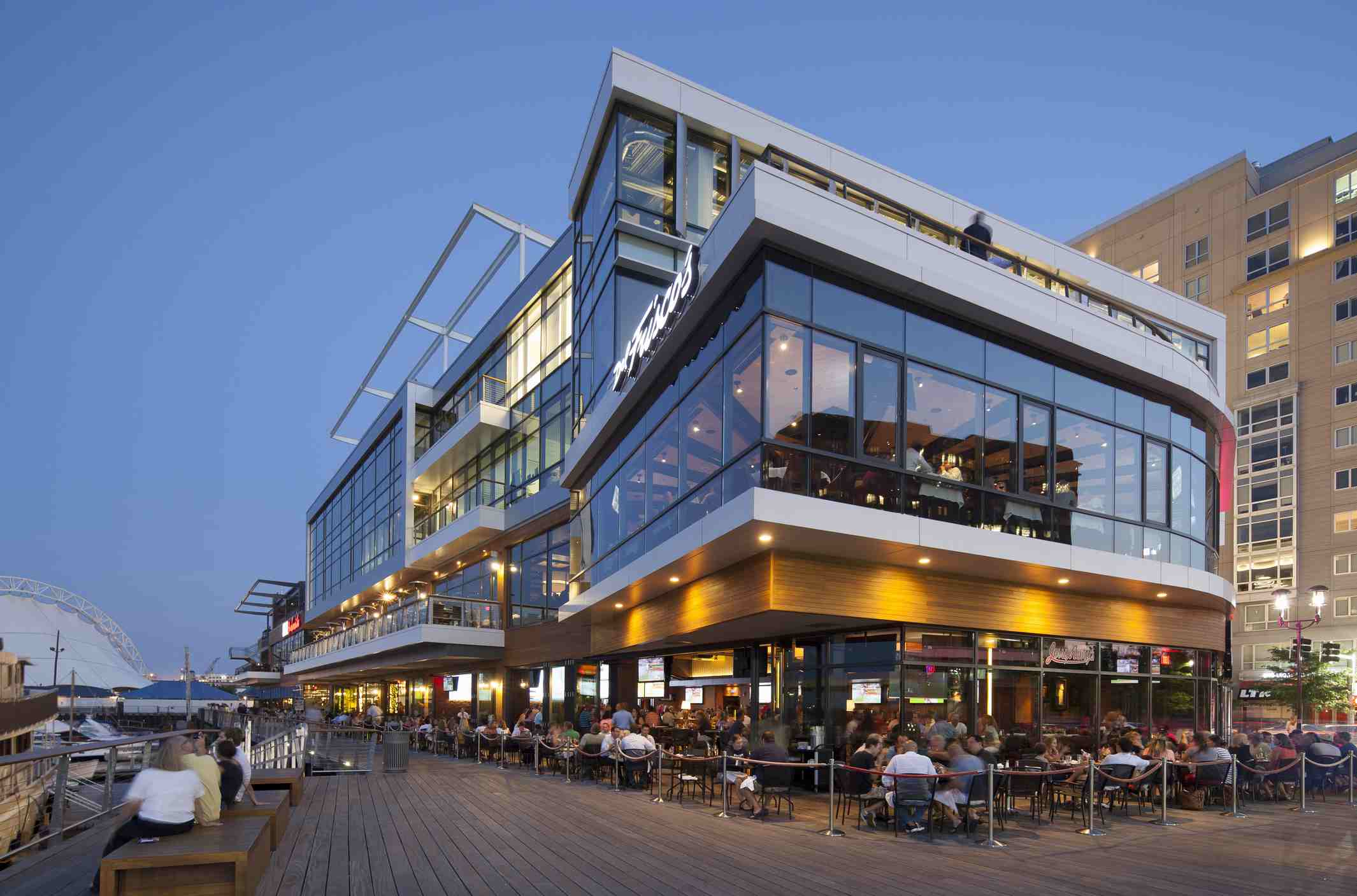 5 Restaurants In Boston With Easy Parking
