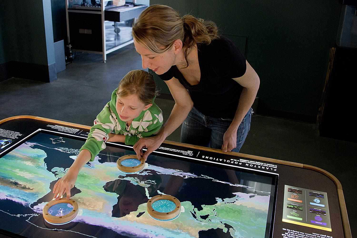 The Exploratorium is Fun for the Whole Family