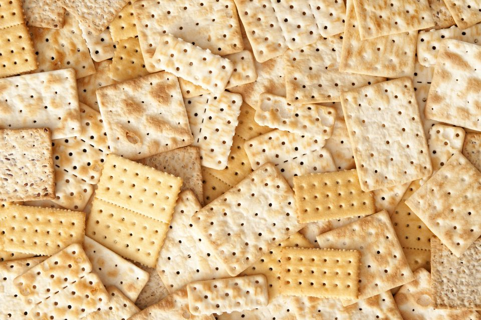 Crackers - A New England Invention