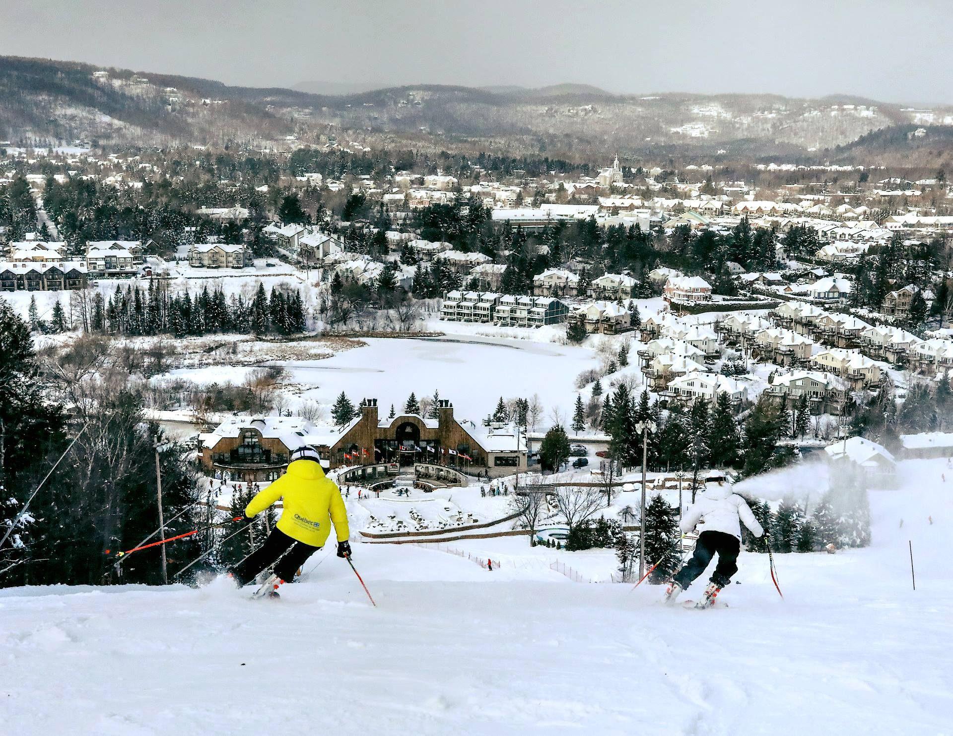 5 popular montreal ski spots