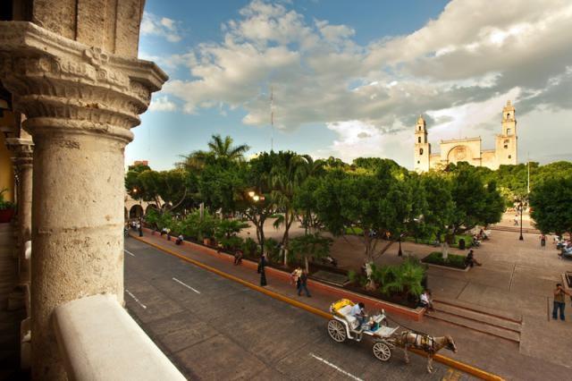 Merida Mexico vacations