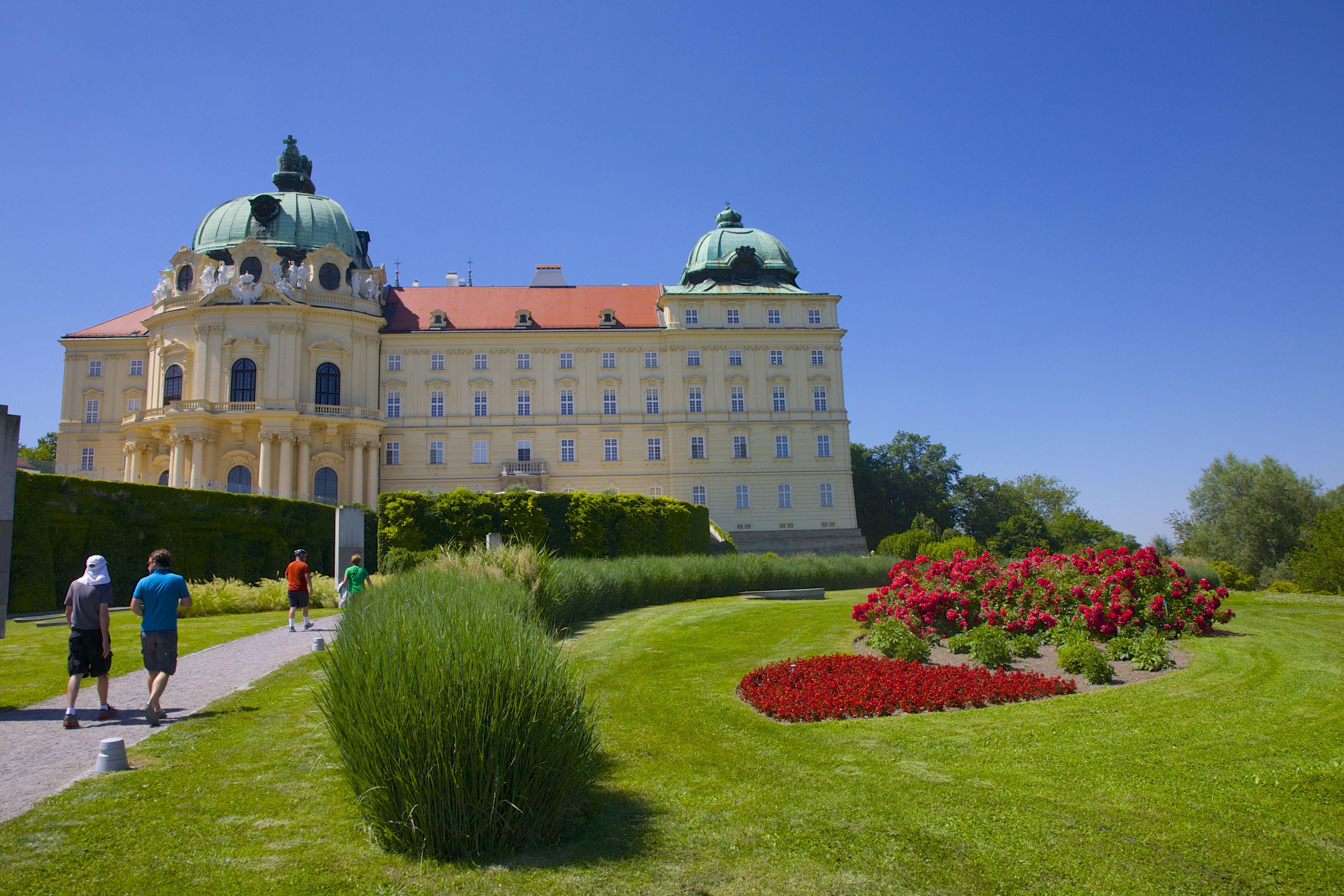 Monasterio Klosterneuberg, Austria