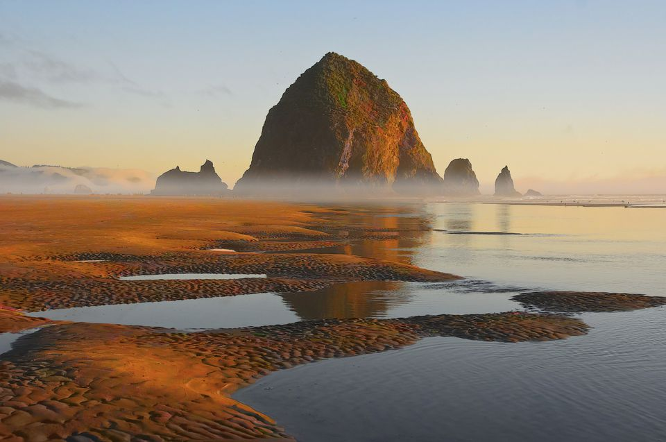 Cannon Beach And Seaside