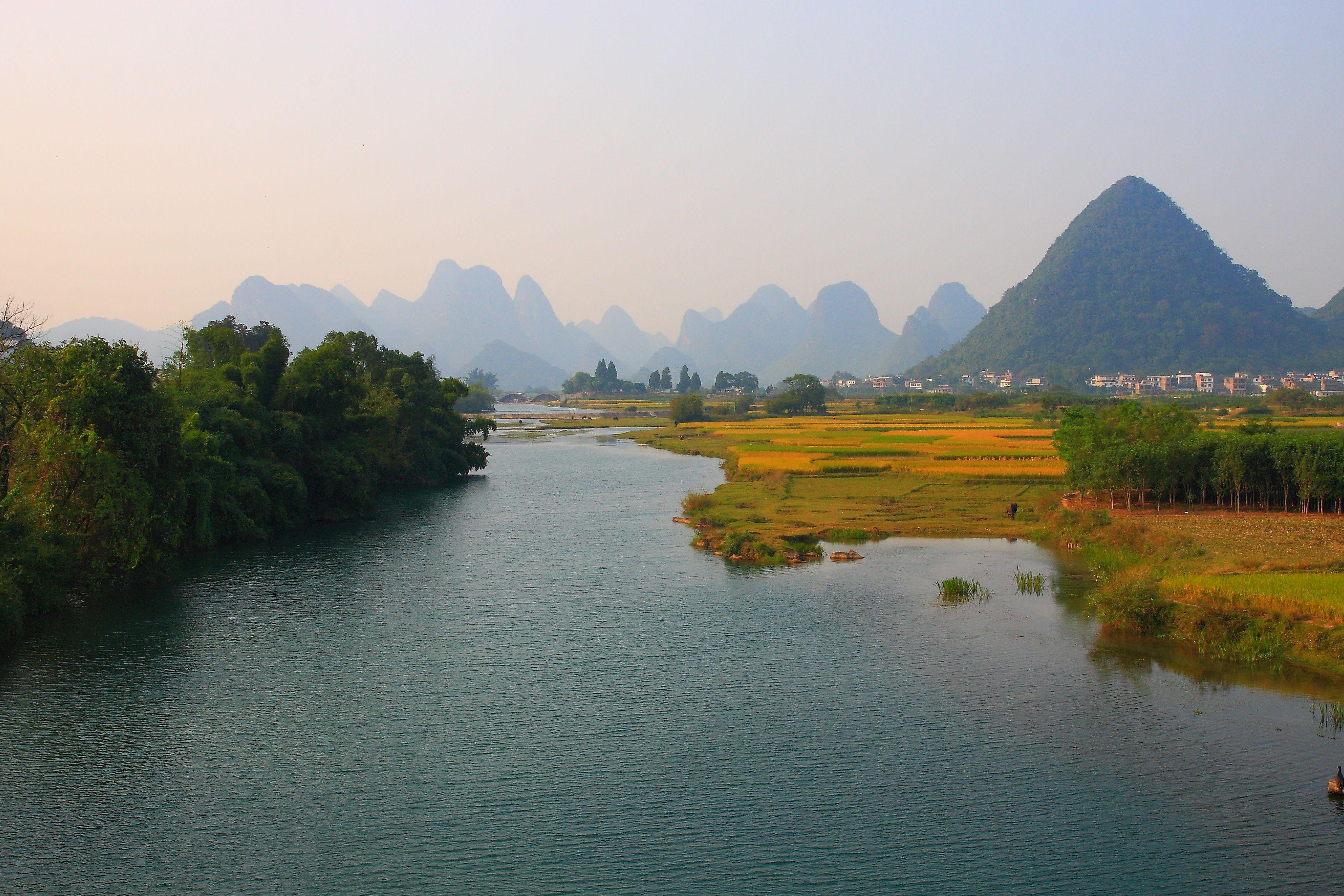 Yulong River, Guangxi