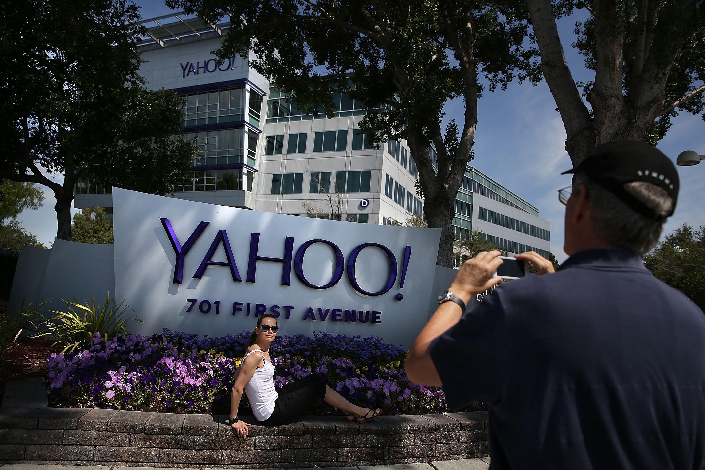 Oficinas centrales de Yahoo en Sunnyvale, California