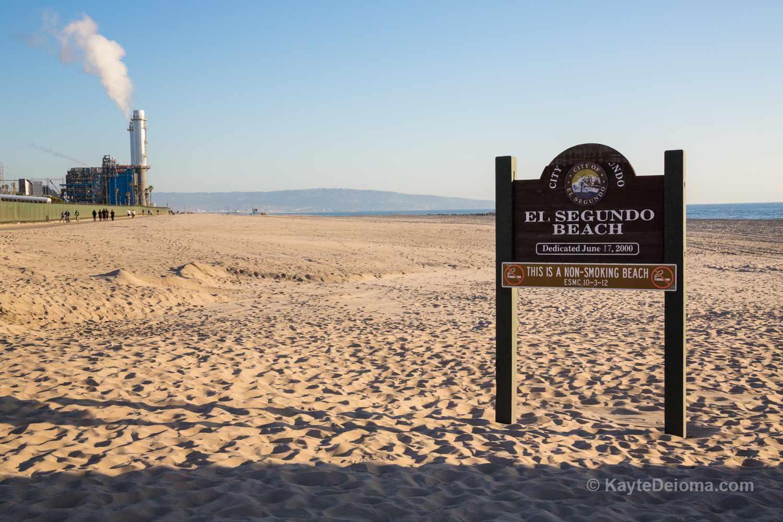 El Segundo Beach, El Segundo, CA