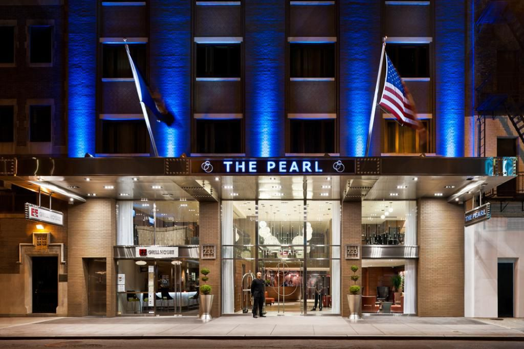 The Pearl Hotel