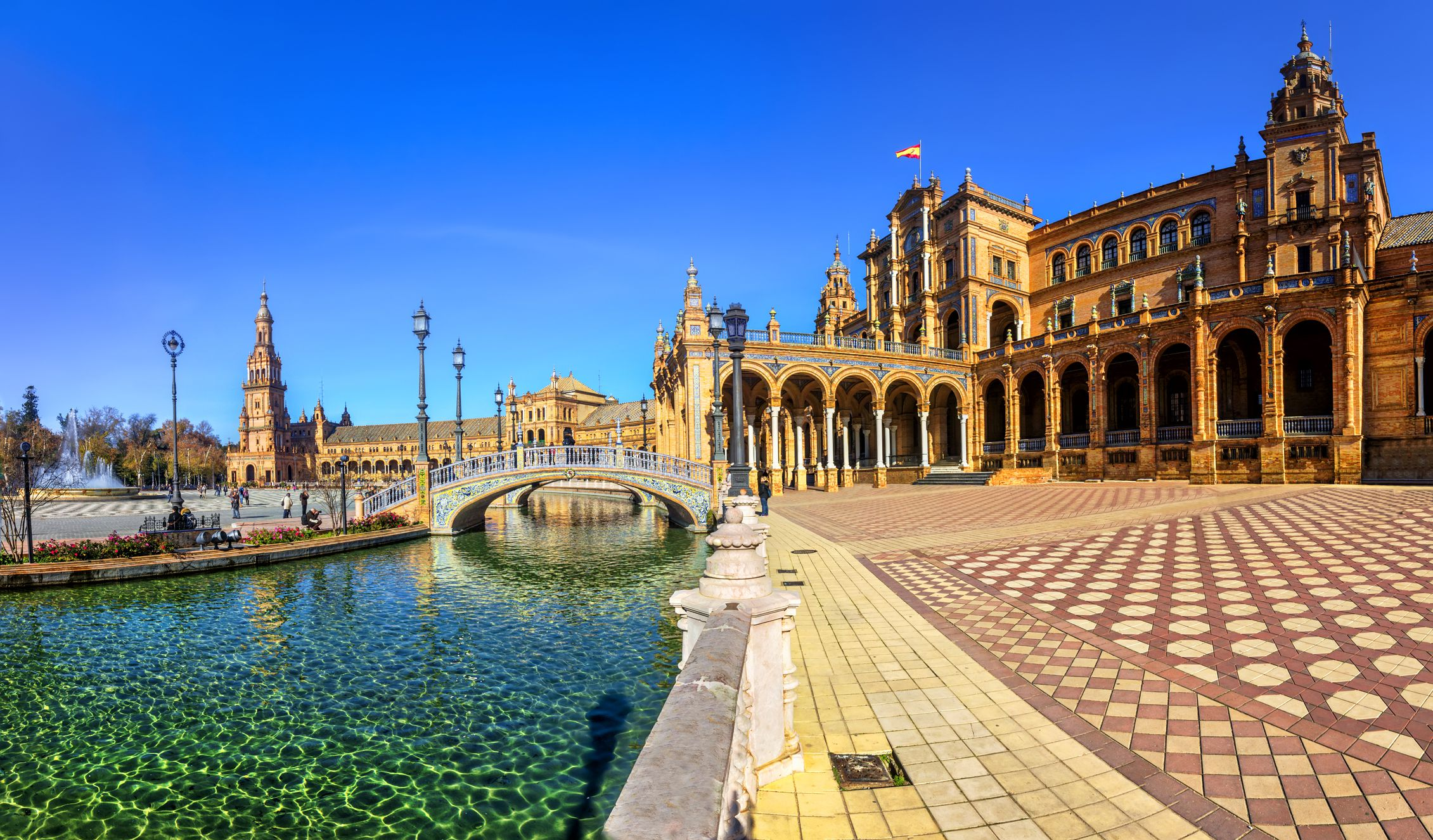 Travellers Andalucia including Seville 3rd
