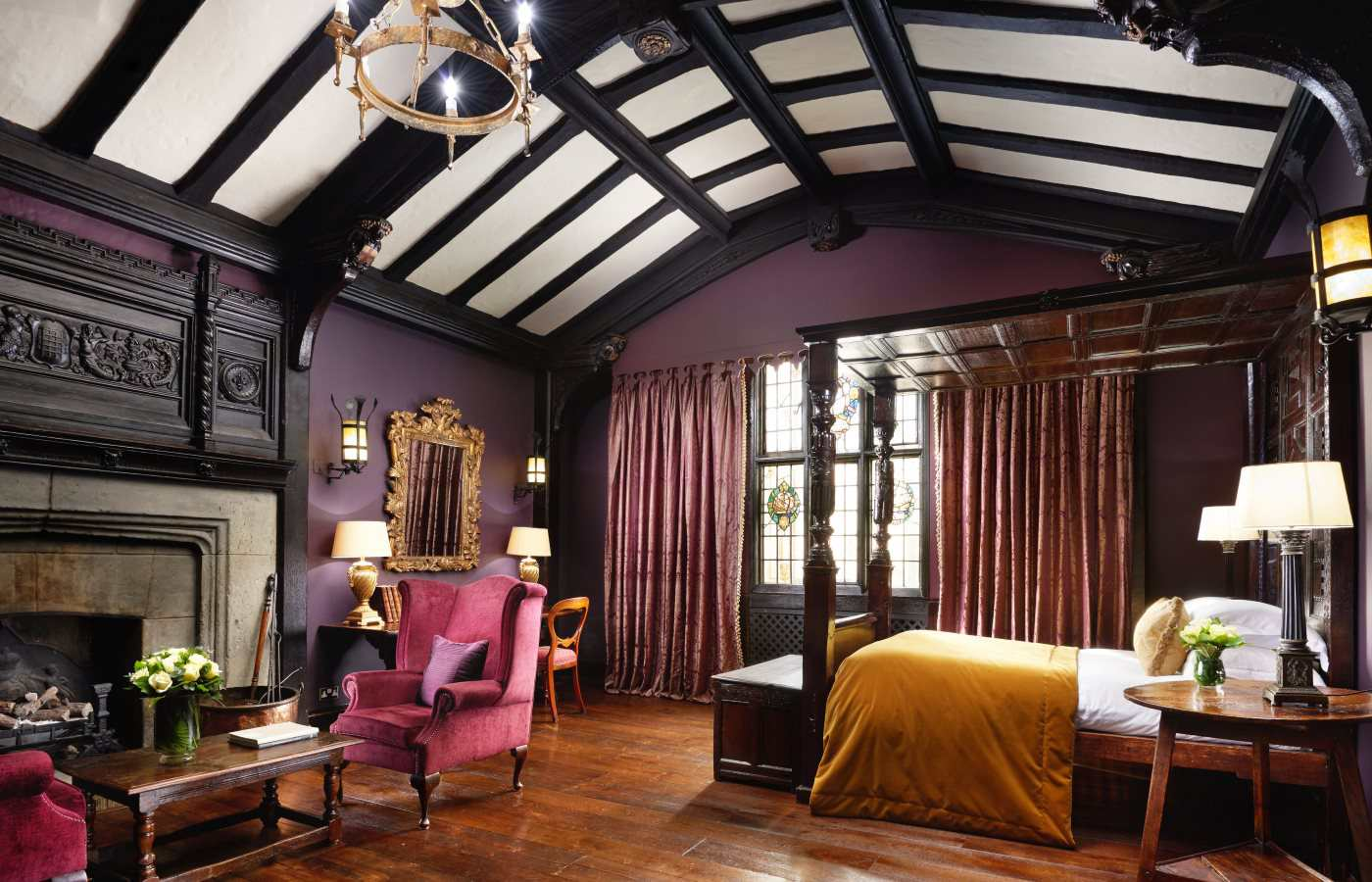 Best UK Country House Hotels - My 10 Favorites