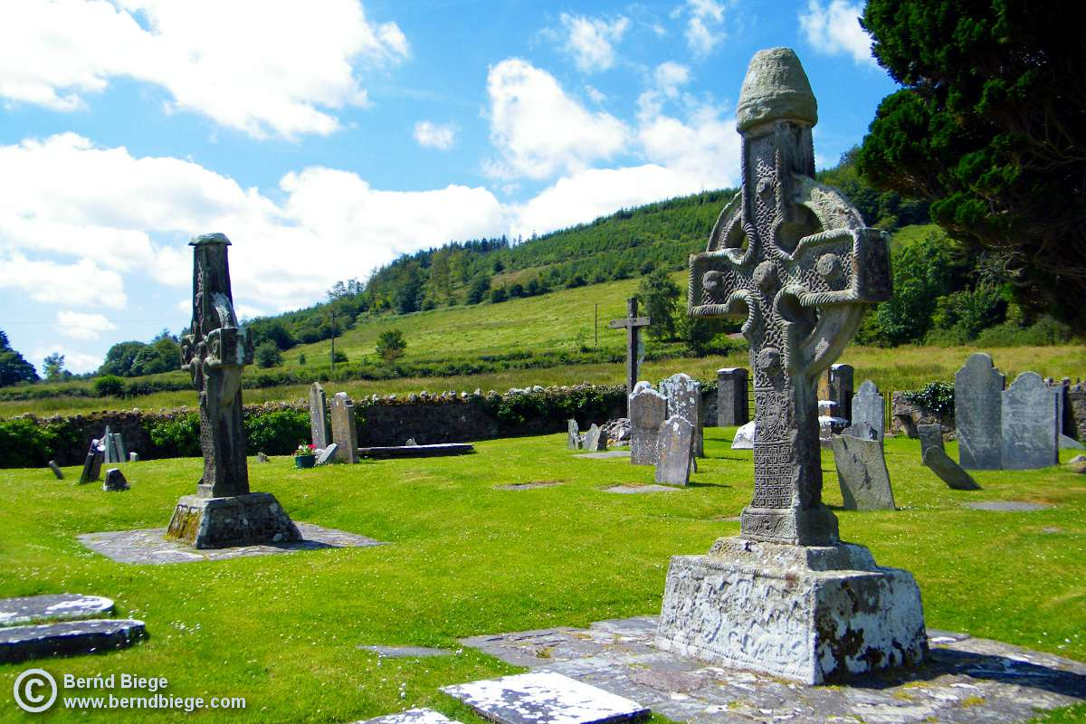 Ahenny High Crosses