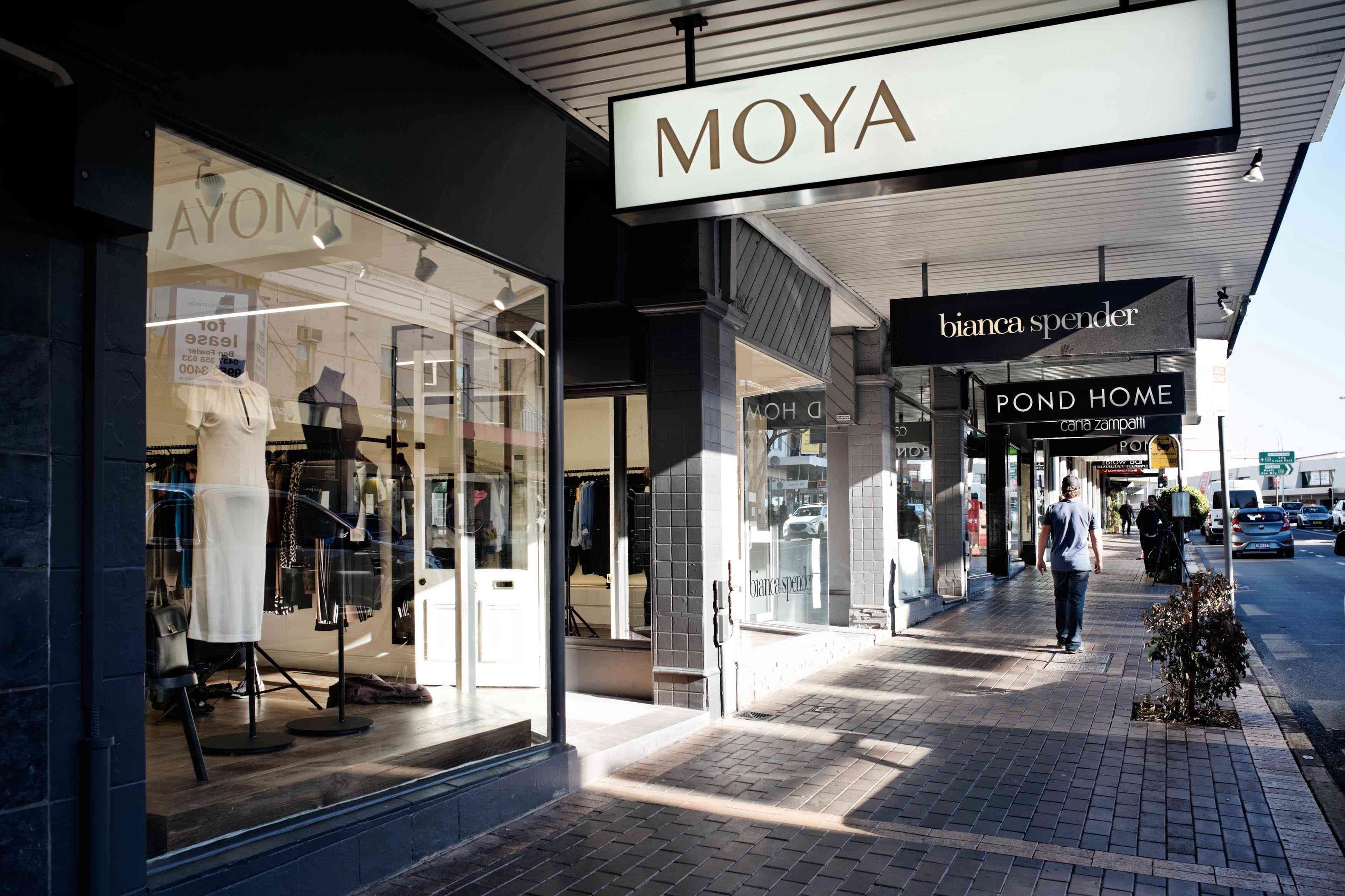 Stores in Mosman