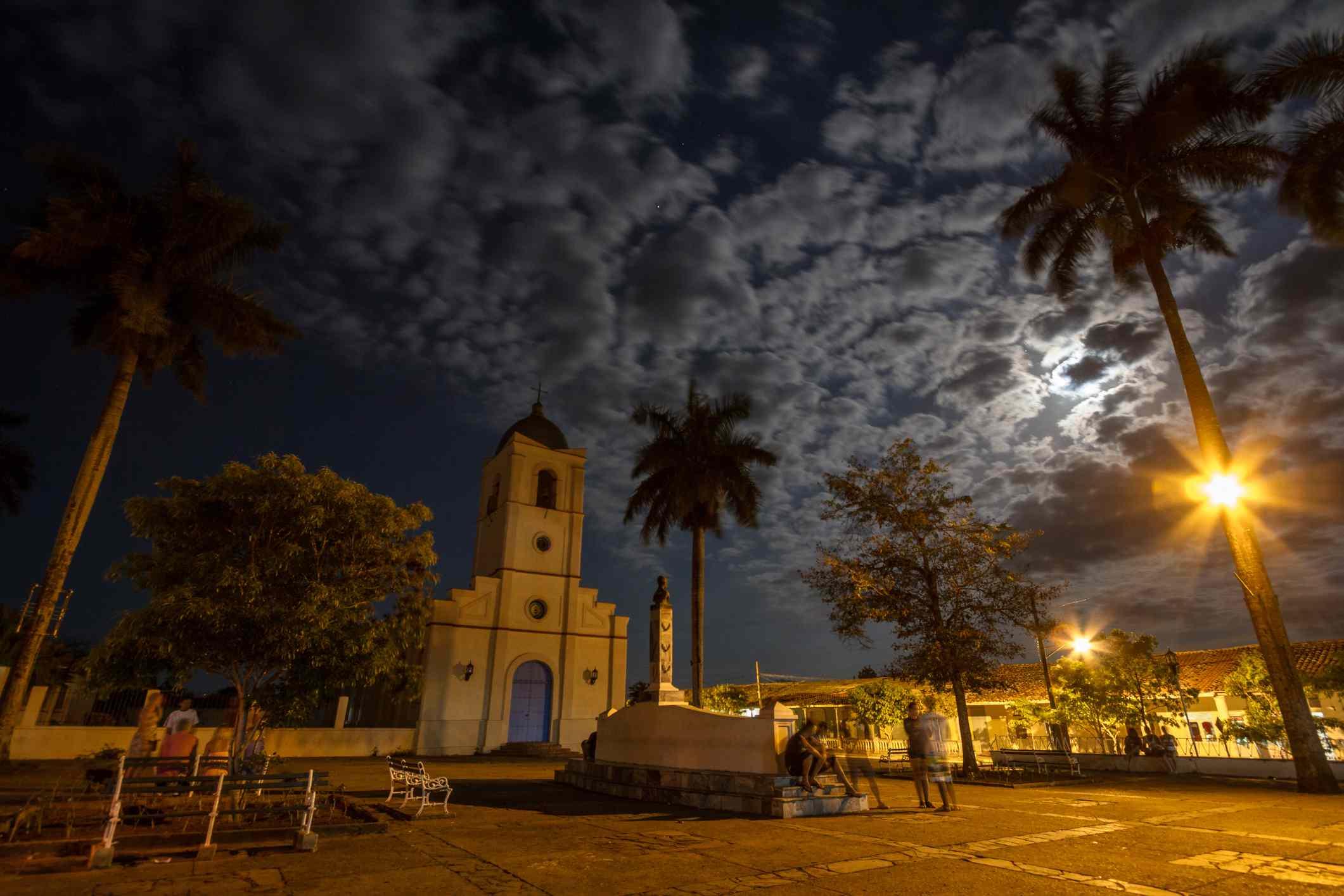 Night in Viñales