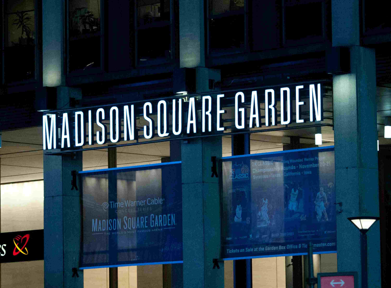 Madison Square Garden New York, NY