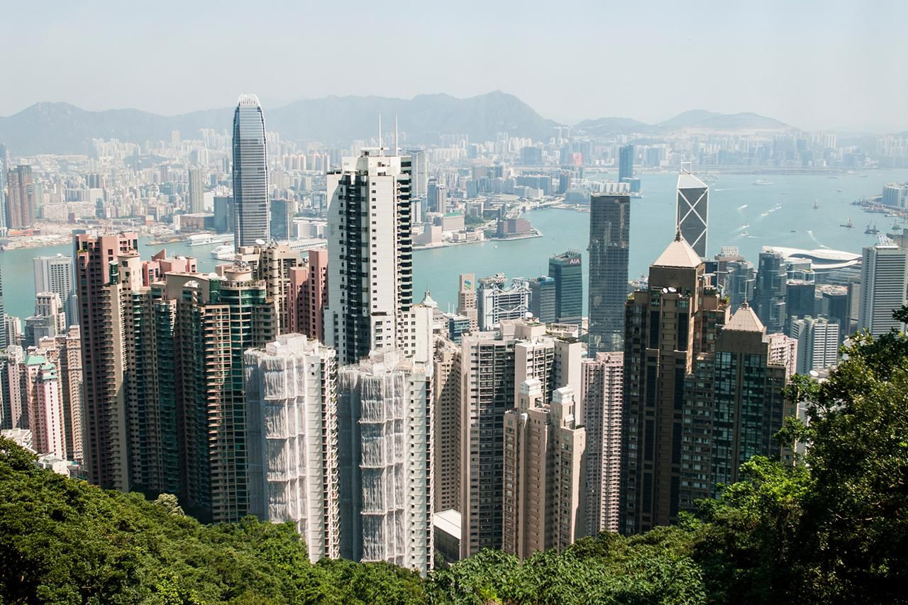See All of Hong Kong on Top of Victoria Peak