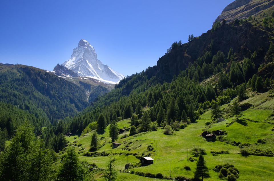 Matterhorn at Zermatt