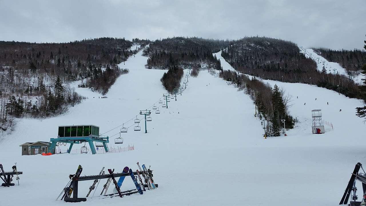 Marble Mountain Ski Resort