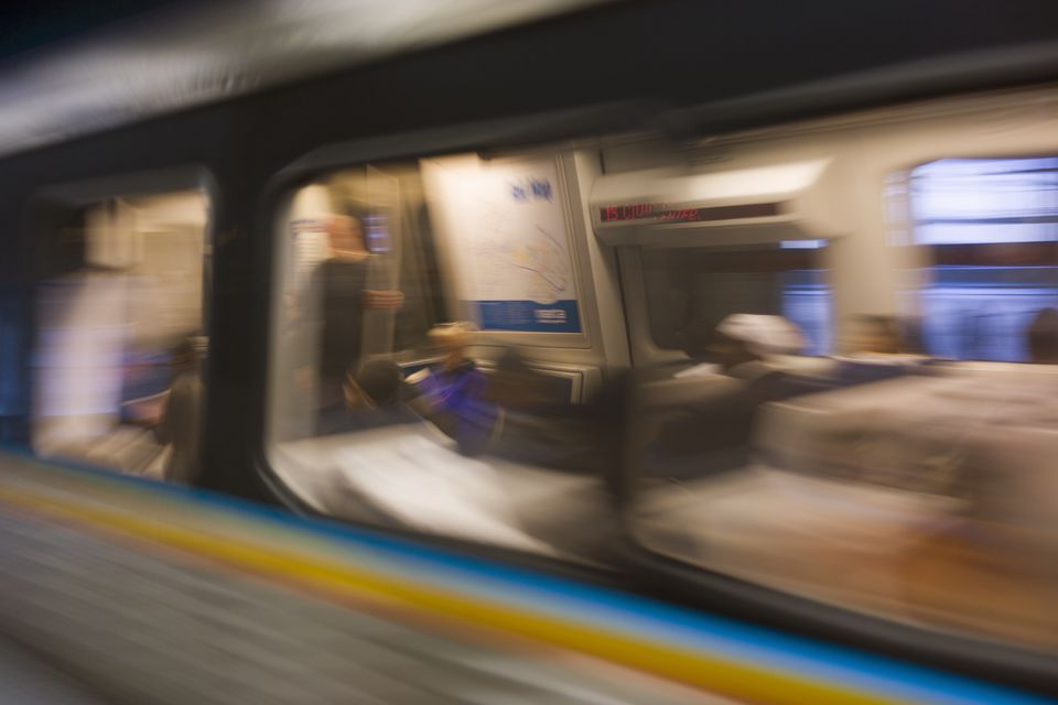 A Guide To Riding Marta Trains In Atlanta