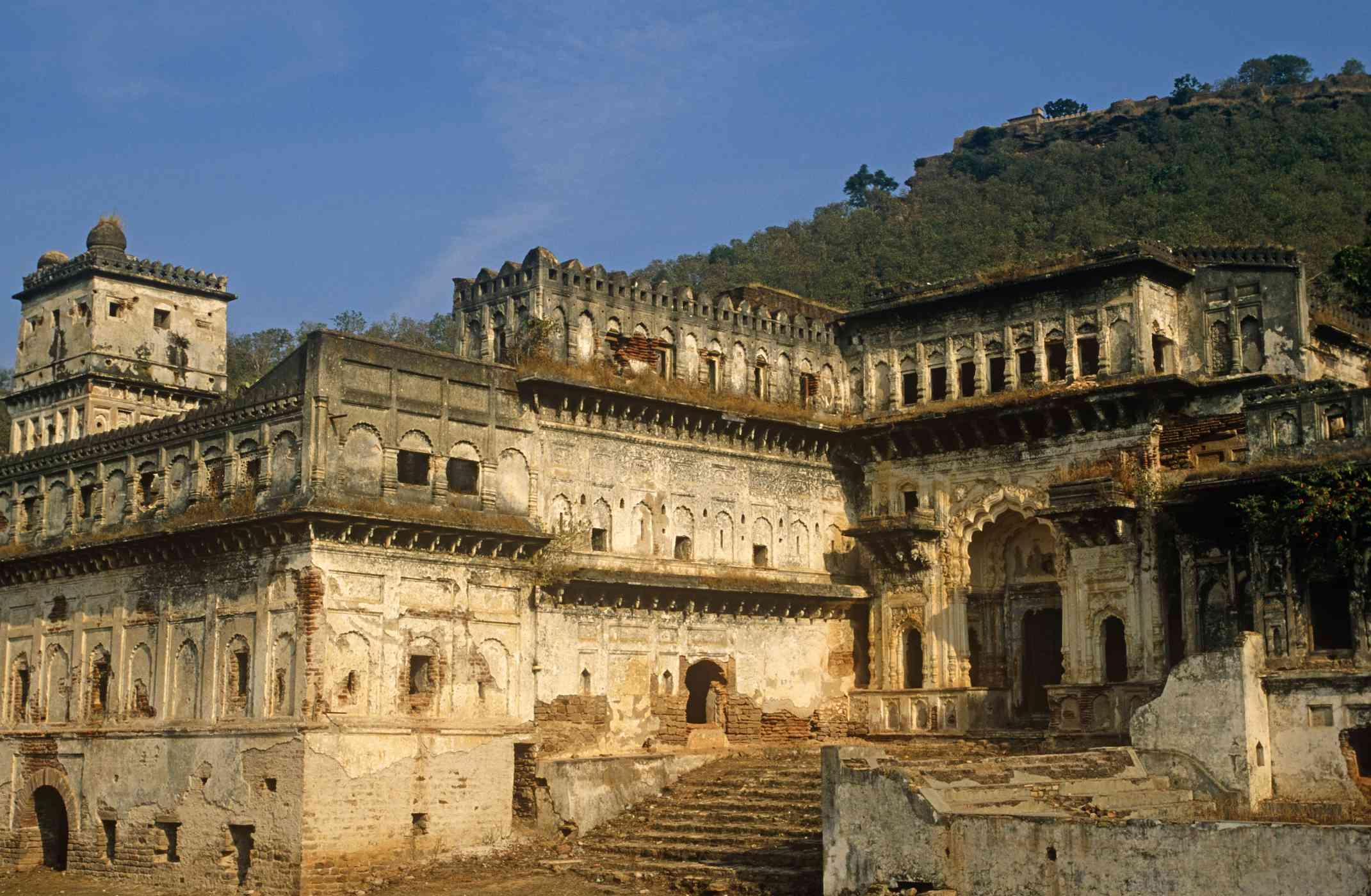 India, Madhya Pradesh, Ajaigarh