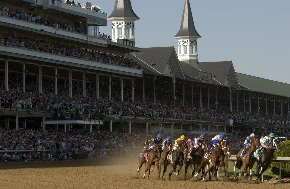 Kentucky, Churchill Downs, Kentucky Derby