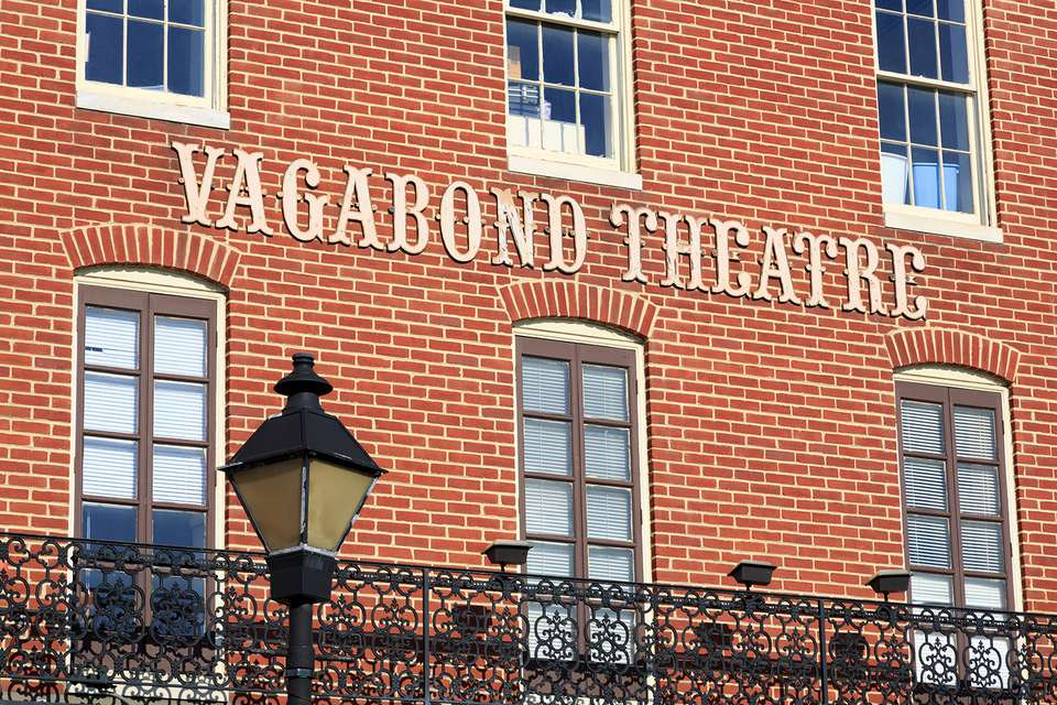 Vagabond Theatre, Fells Point Historic District