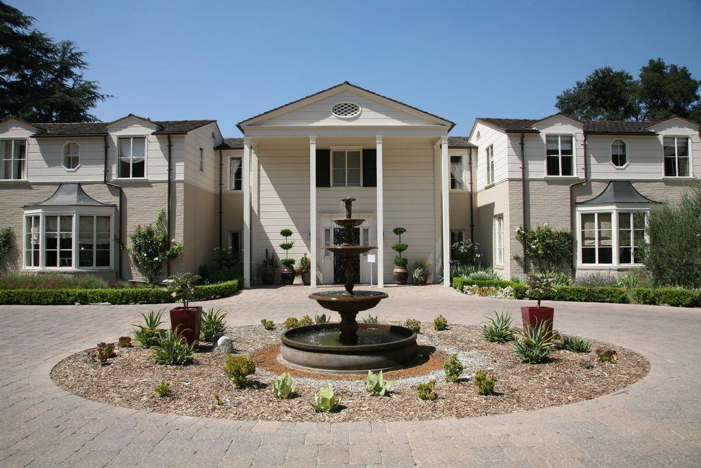 Boddy House at Descanso Gardens