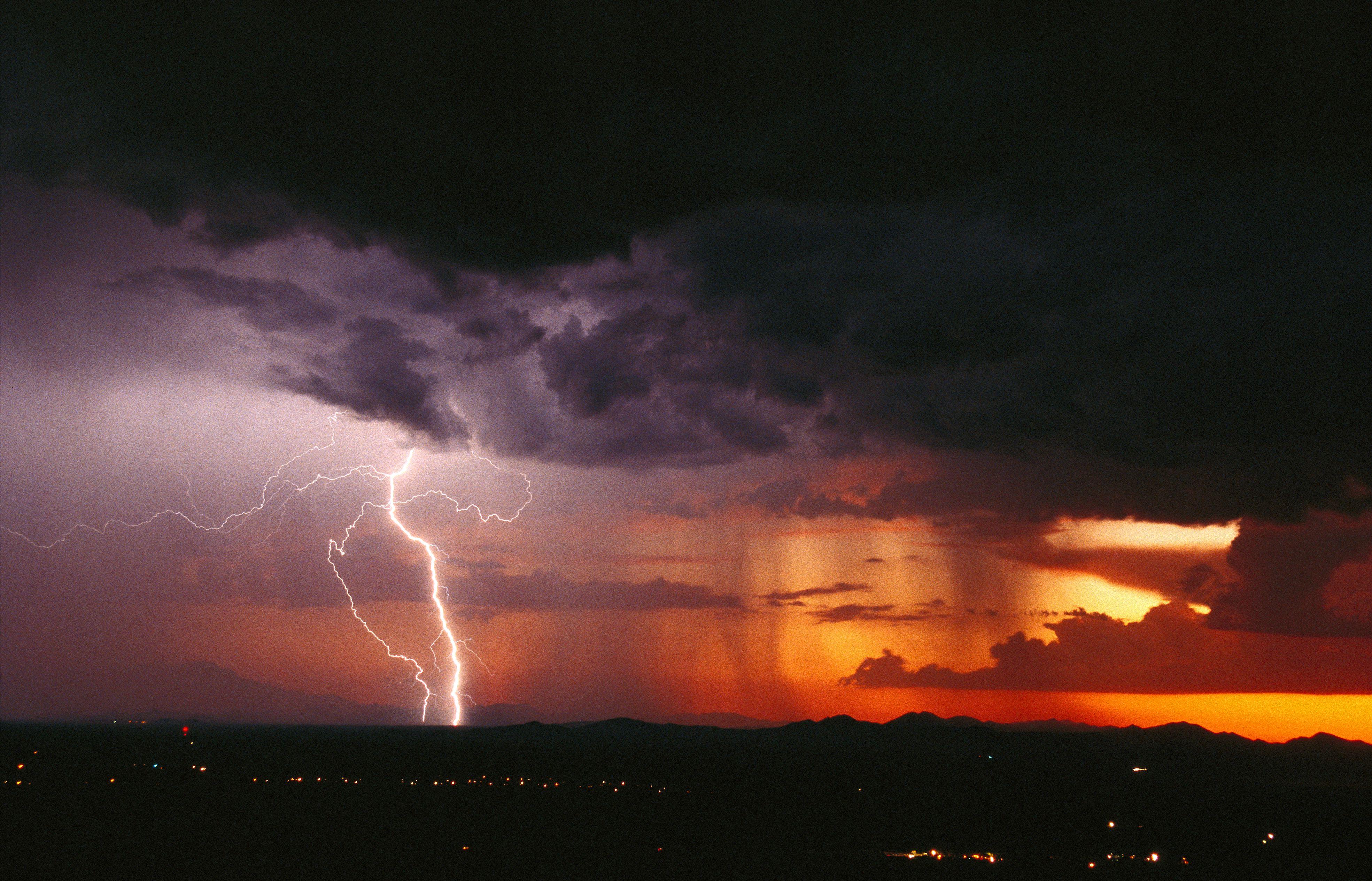 arizona monsoon season start and end dates