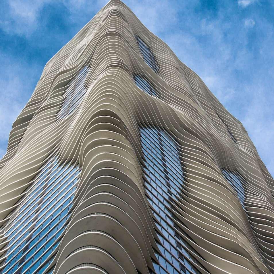 Radisson Blu Aqua Hotel Chicago design