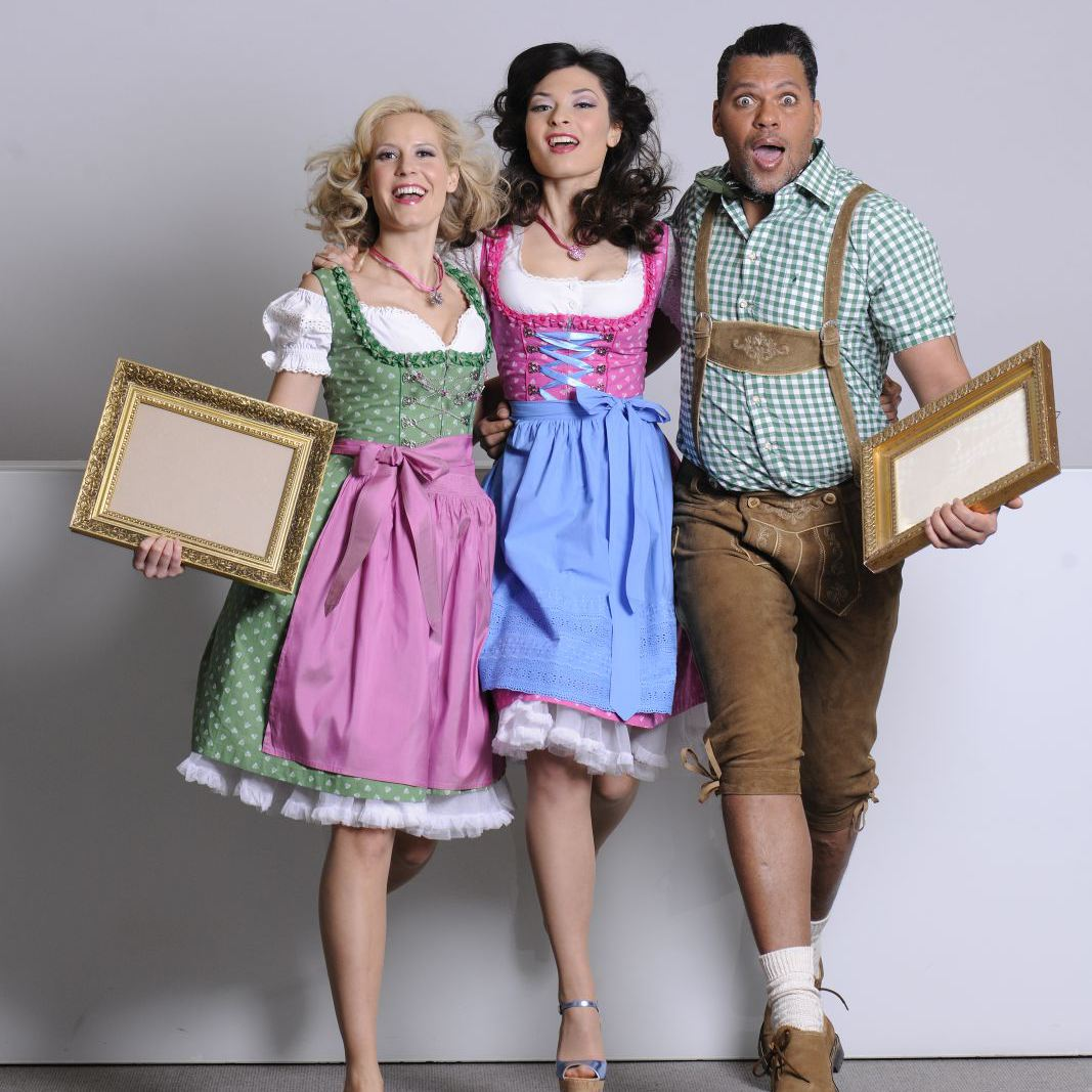 Steindl Oktoberfest Tracht