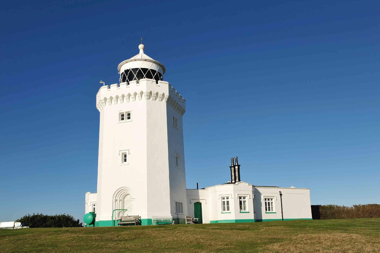 South Foreland Lighthouse, Dover, England