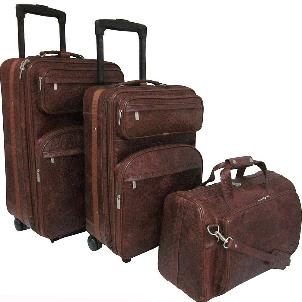 ae851dfb2 Best Luggage Set: AmeriLeather Leather Three-Piece Set