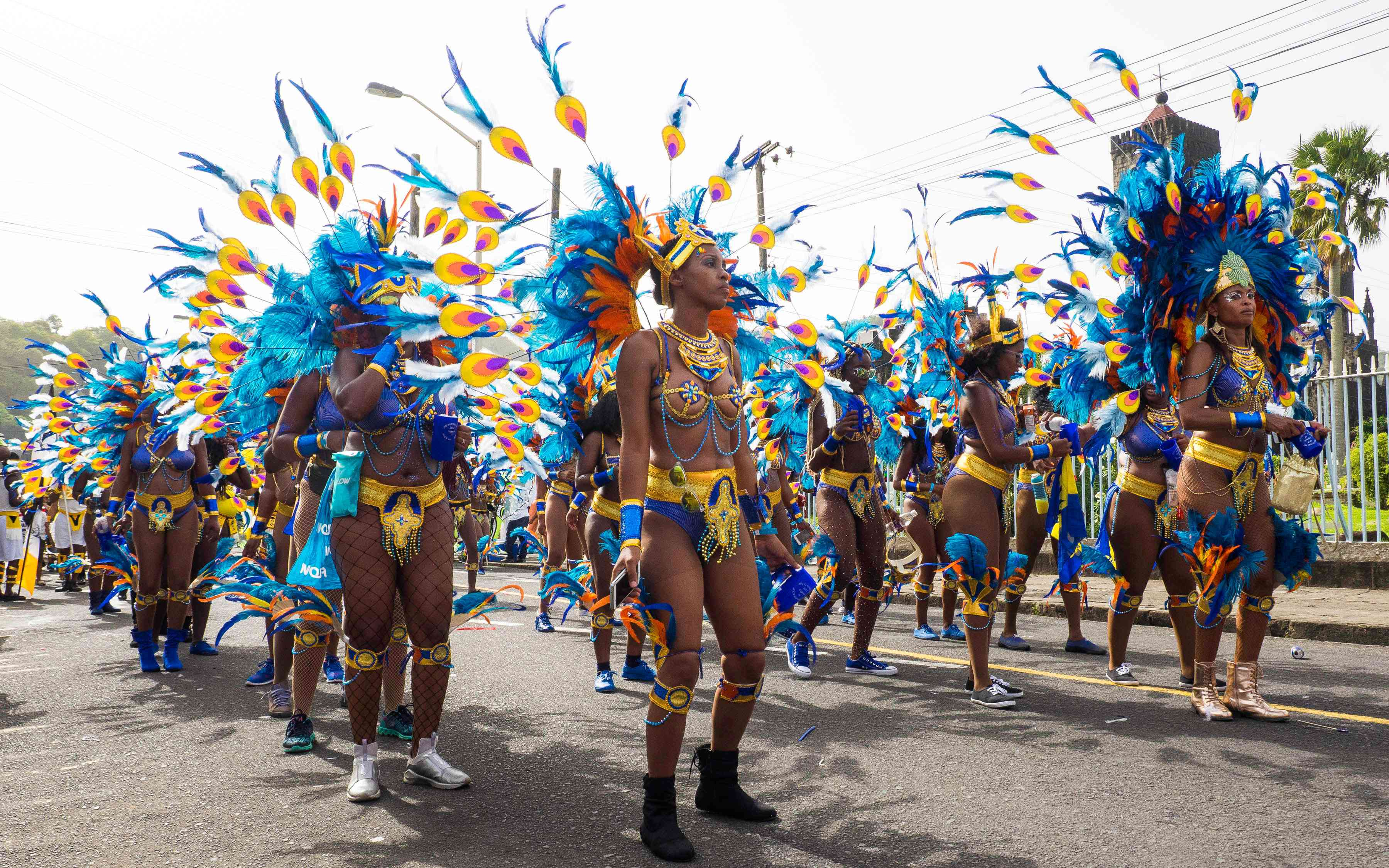 Vincy Mas Parade