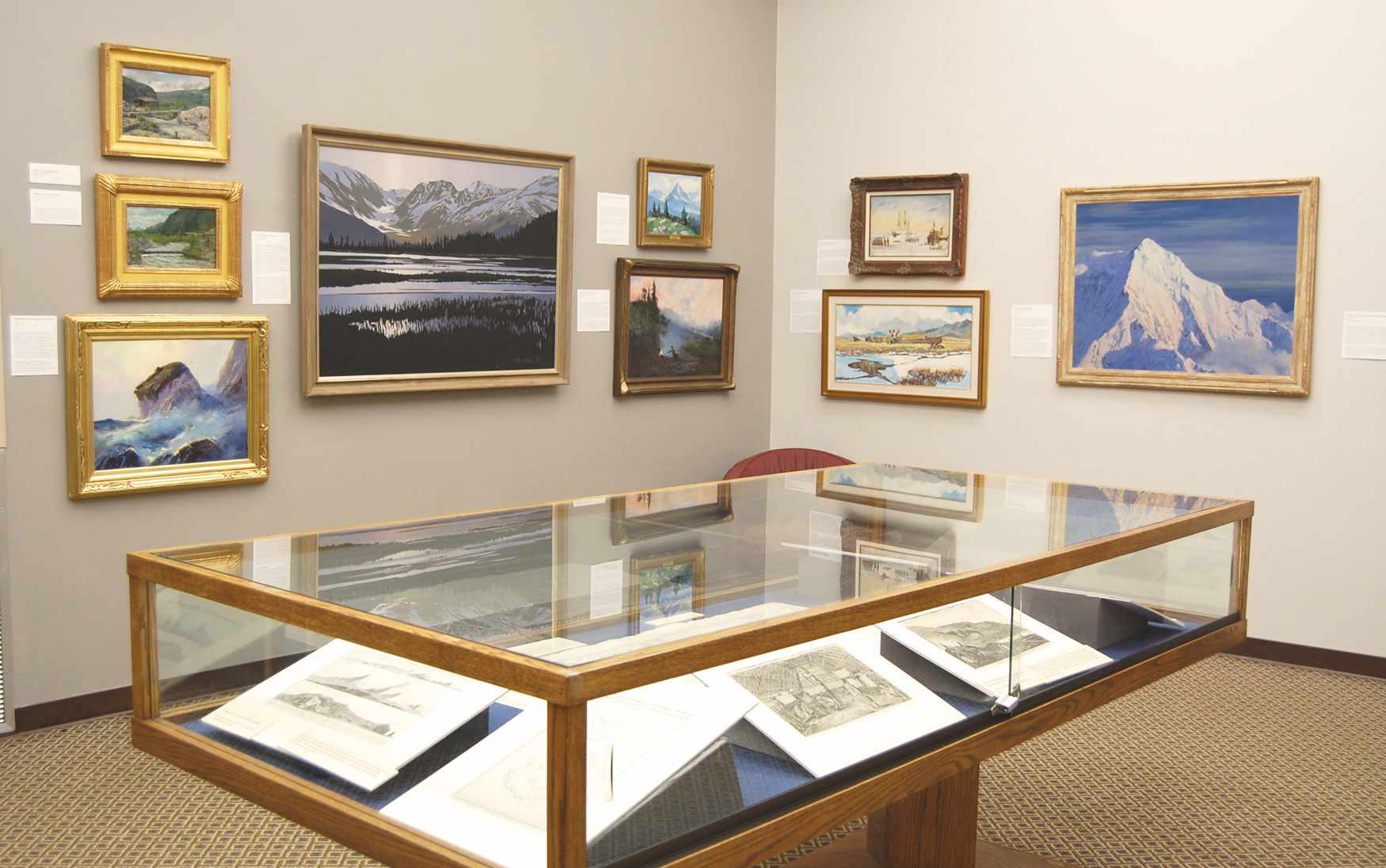 Alaskan artifacts