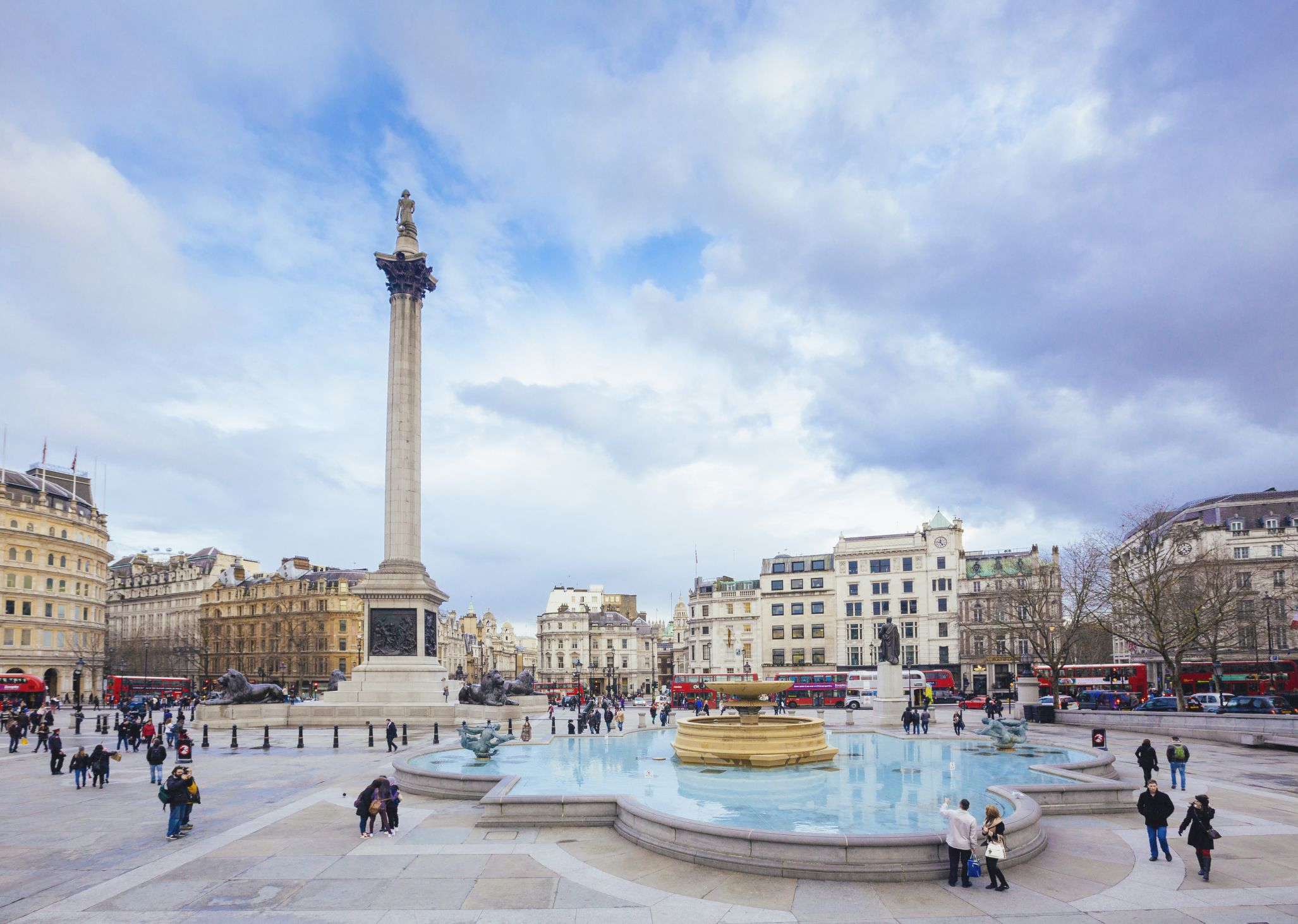 London England Hotels Near Trafalgar Square