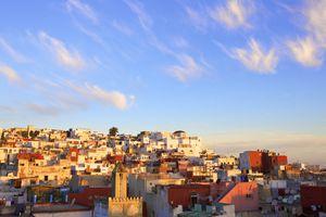 Morocco, Tangier