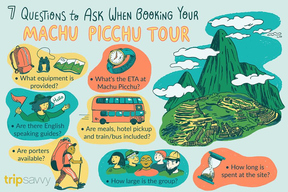 Book a Machu Picchu tour