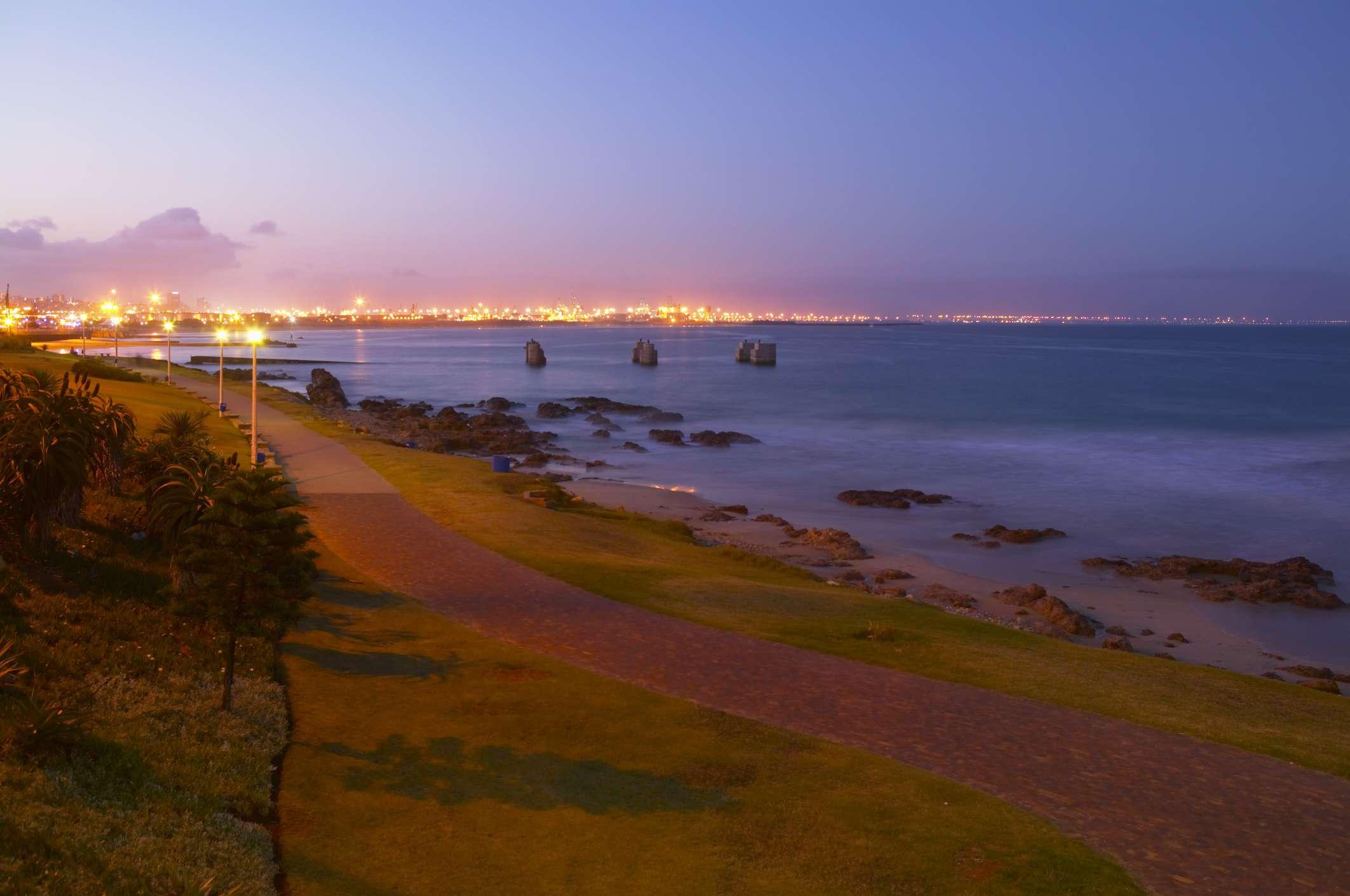 Humewood Beach, Eastern Cape