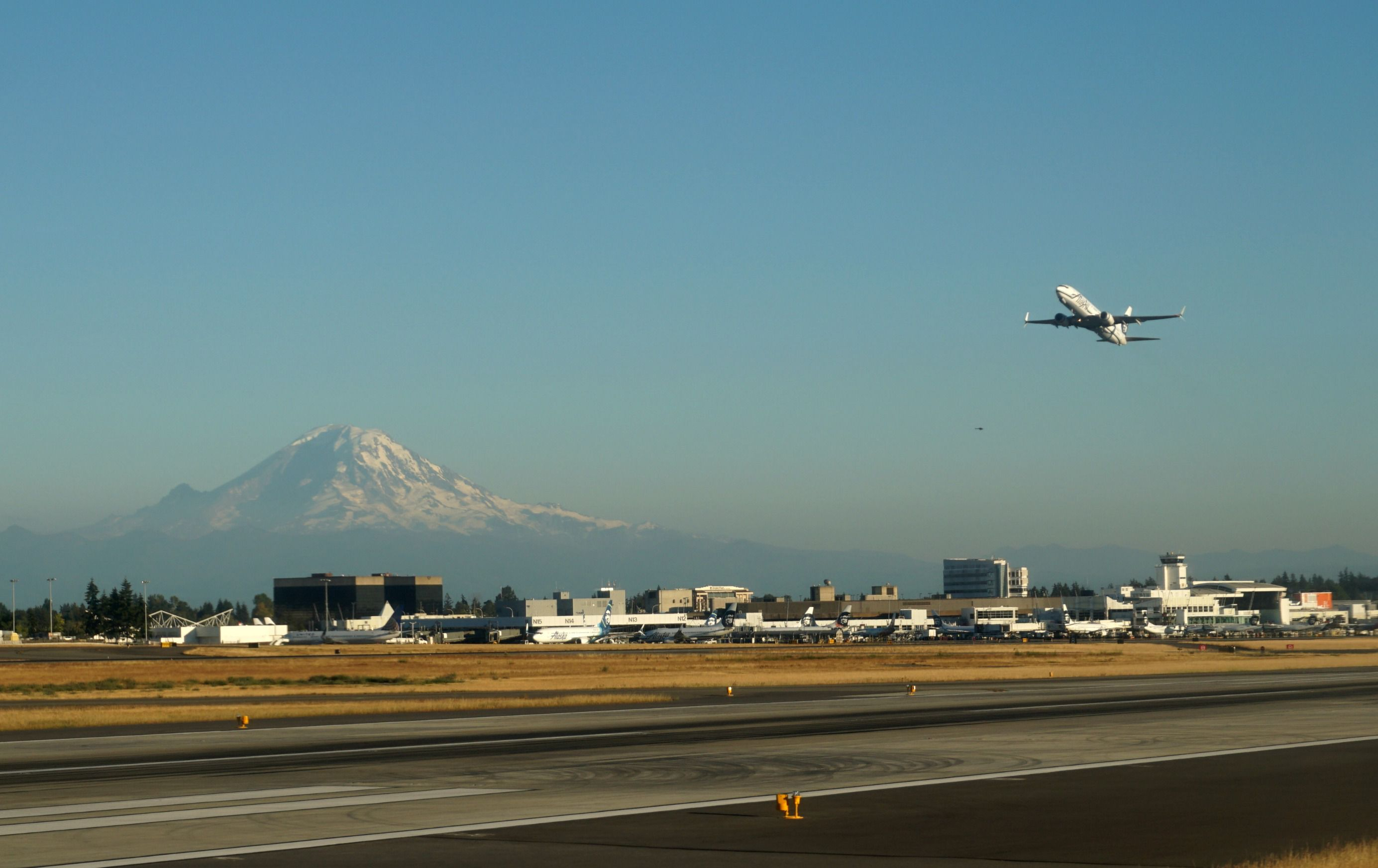 Seattle Tacoma International Airport The Complete Guide