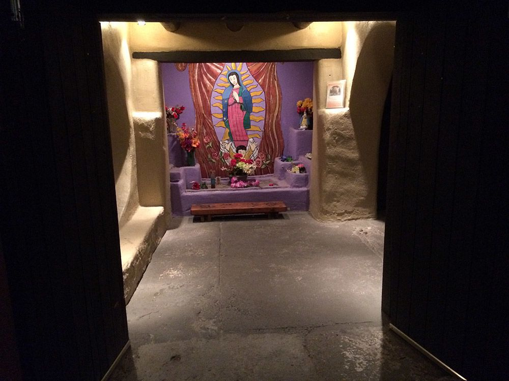 Chapel of Our Lady of Guadalupe