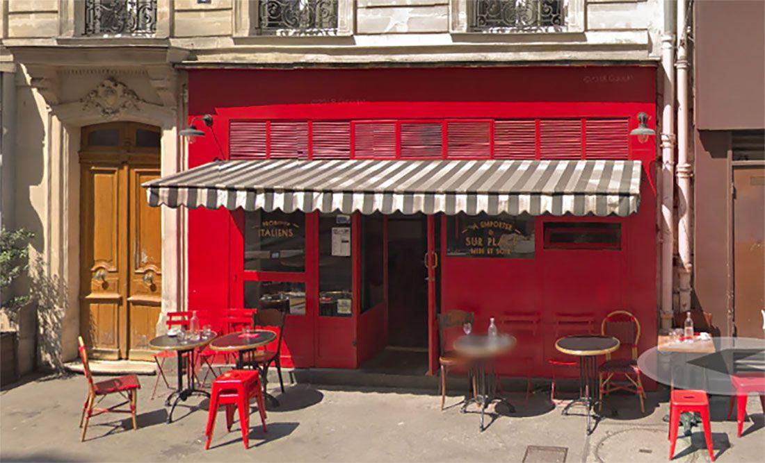 Moonshiner bar en París