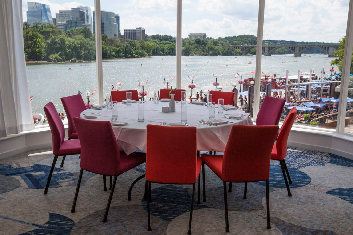 10 Washington Dc Restaurants With Great Views