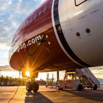 Flying Aboard Norwegian Air S 787 Dreamliner