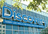 The Discovery - Terry Lee Wells Nevada Discovery Museum in Reno, Nevada.