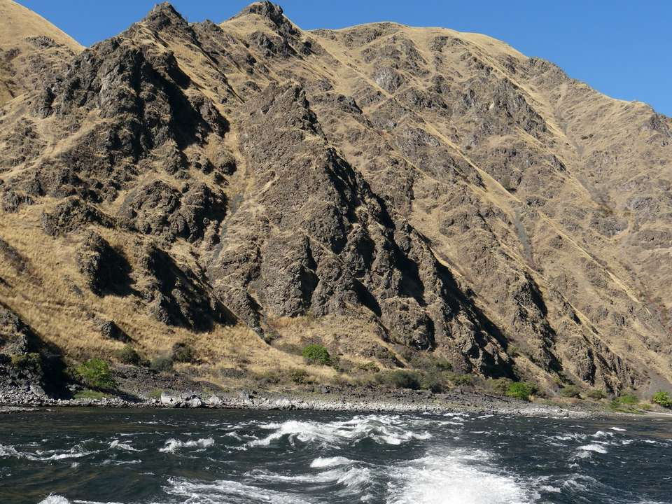 Hells Canyon of the Snake River