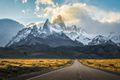 A Road to El Chalten