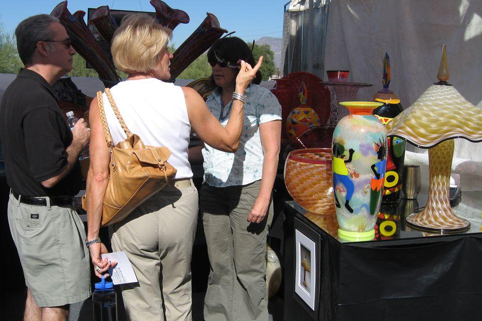 The Carefree Fine Art & Wine Festival