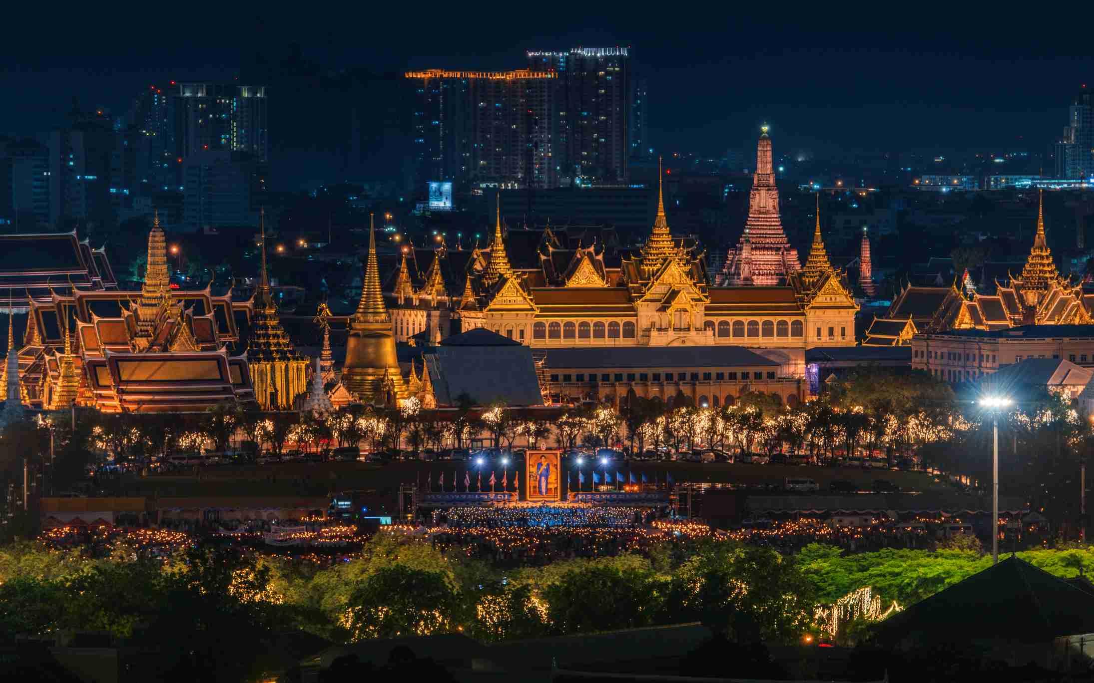 Birthday Celebration HM The Queen of Thailand 2014