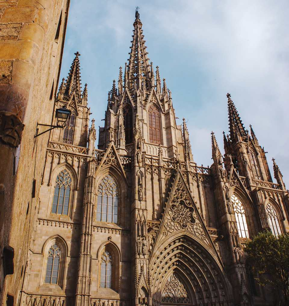 100 Things to Do in Barcelona