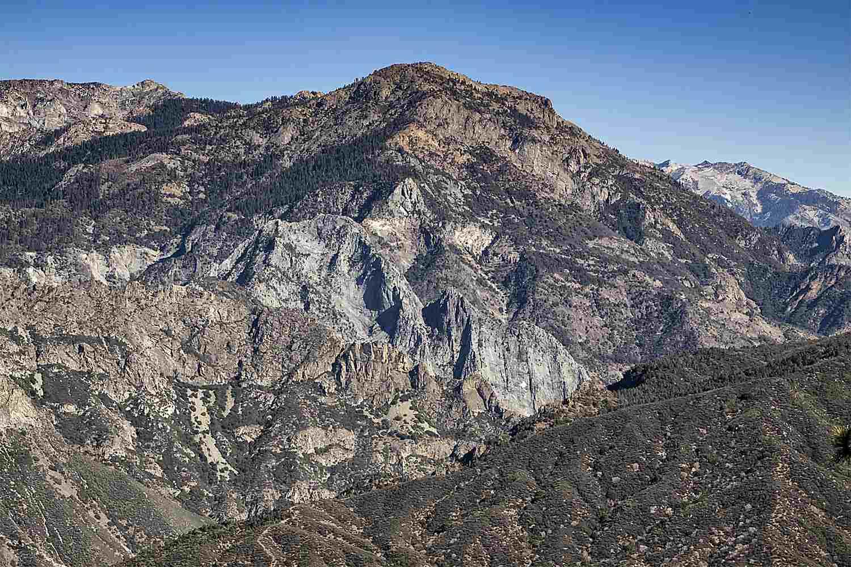 The View vào Kings Canyon
